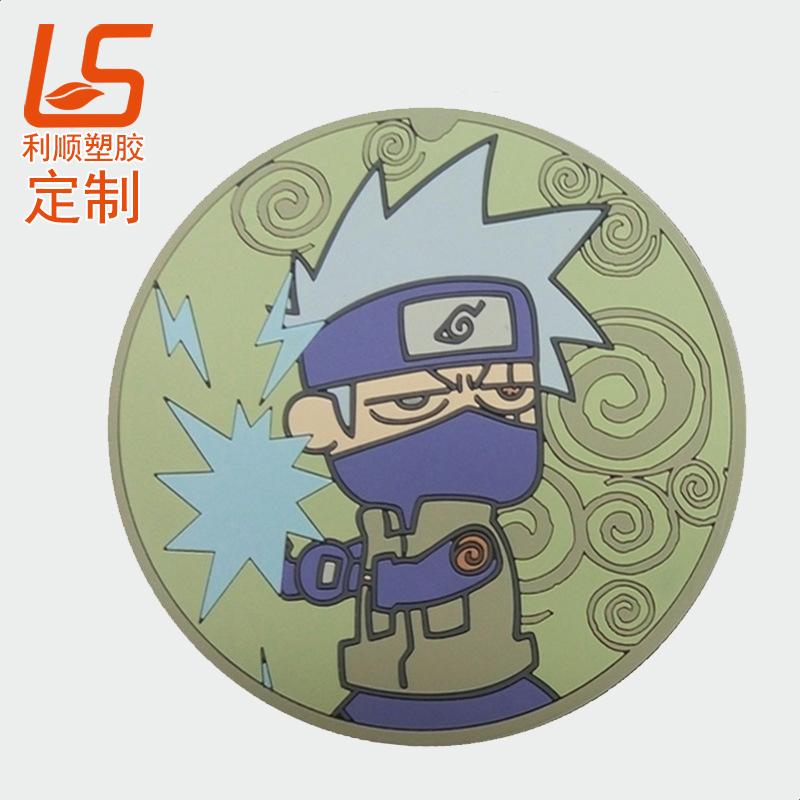 pvc橡胶杯垫