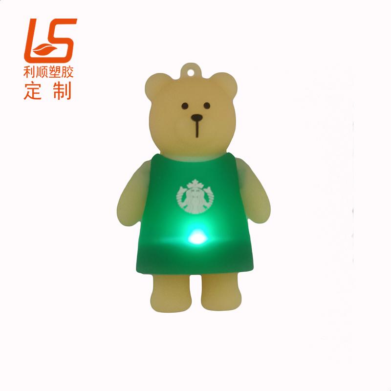 星巴克立体公仔发光灯 (4)