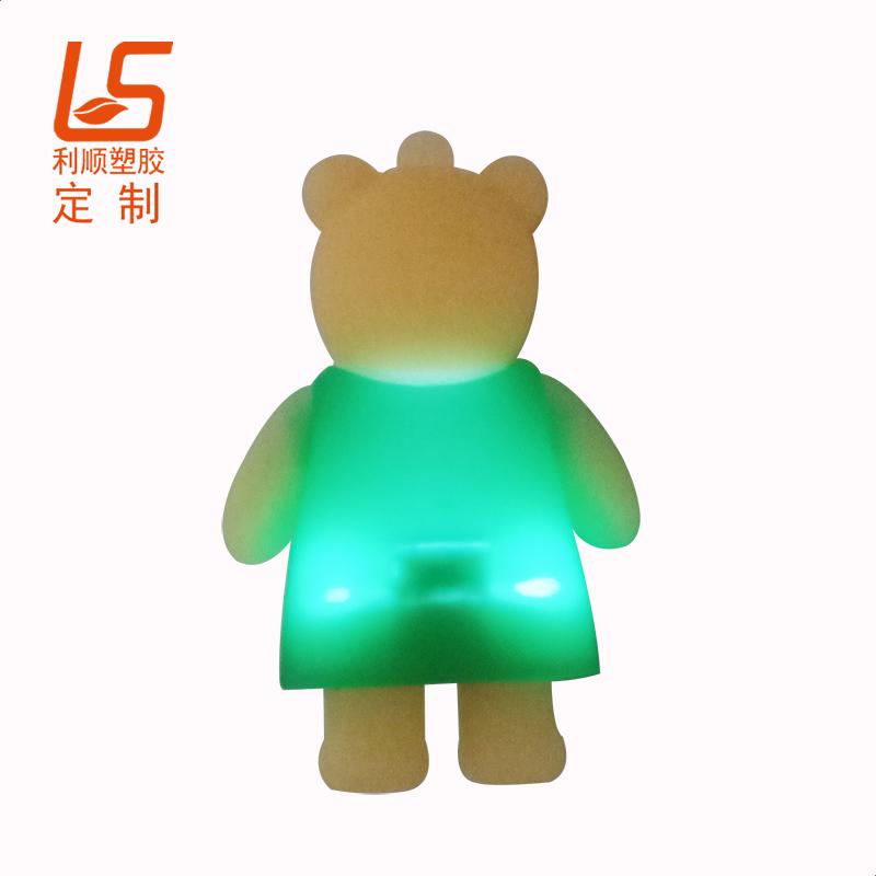 星巴克立体公仔发光灯 (3)