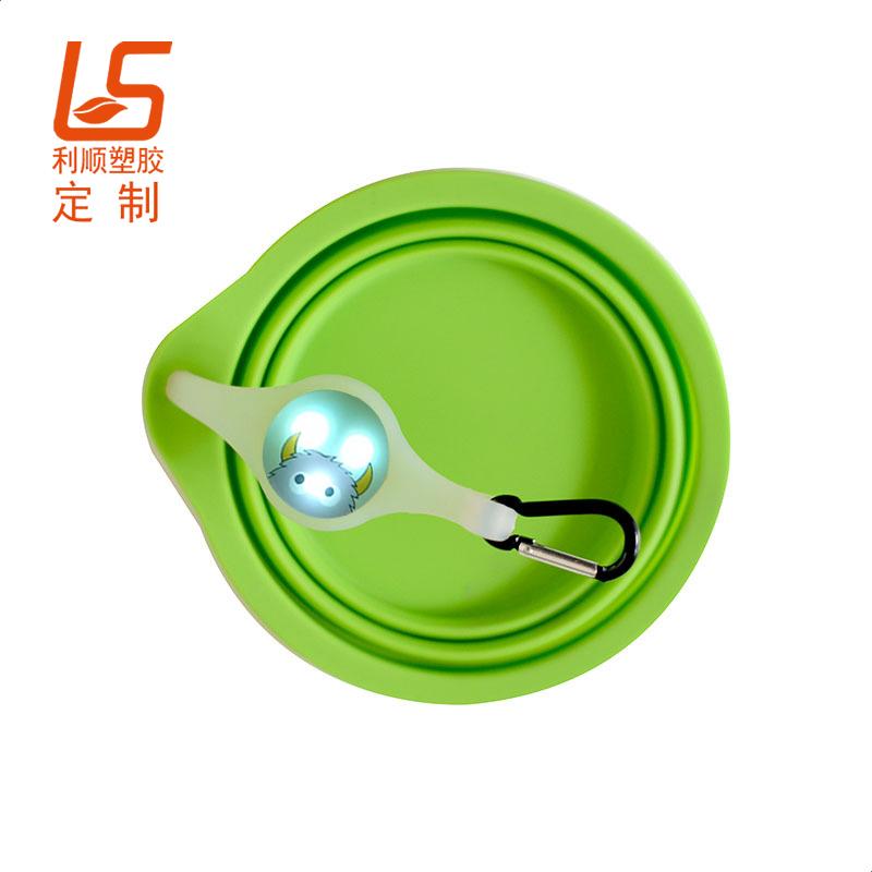 食品级硅胶制品需要采用铂金硫化剂