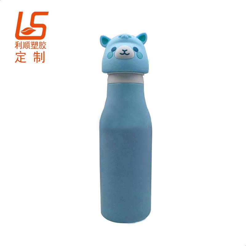 硅胶公仔瓶盖