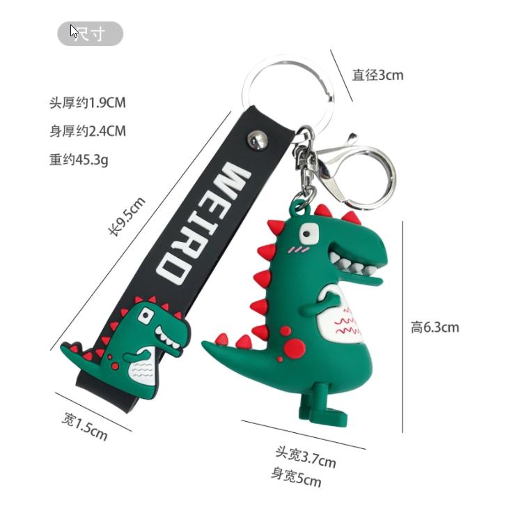 硅胶钥匙扣的外观决定了产品能否畅销